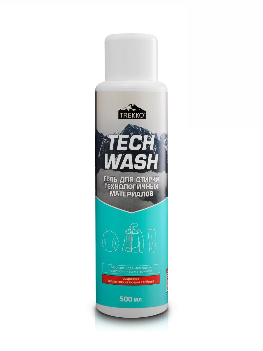Средство для стирки технологичных материалов Trekko Tech Wash 500 мл фото