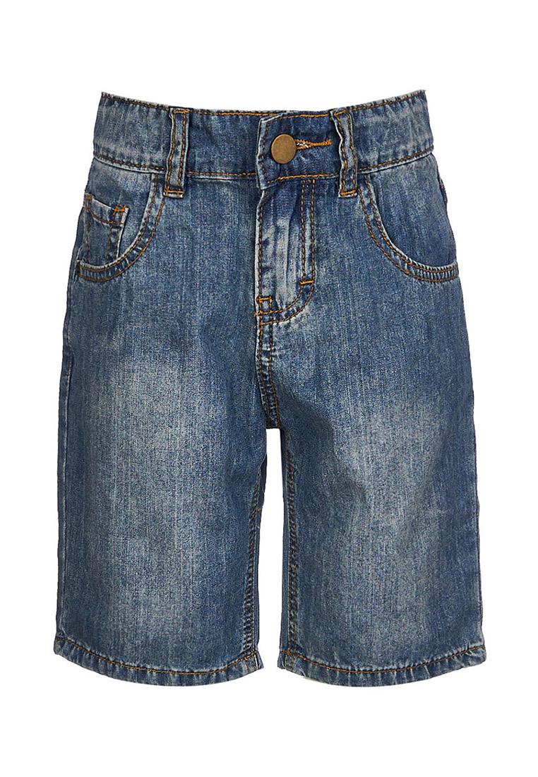 Купить Шорты из джинсовой ткани для мальчика Ронни , OLDOS, Т.СИНИЙ, 98, 104, 110, 116, 122, 128, 134, 140, 146, 152