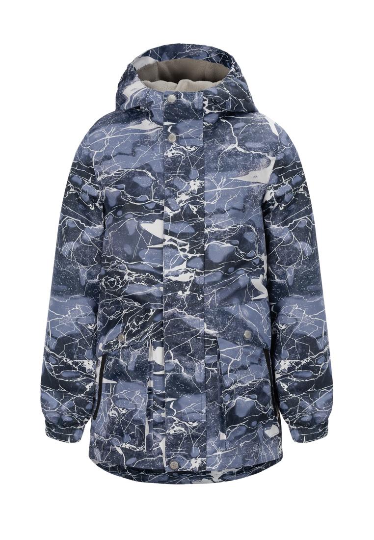 Купить Куртка утепленная для мальчика Элайджи , OLDOS ACTIVE, Серый, 104, 110, 116, 122, 128, 134, 140, 98