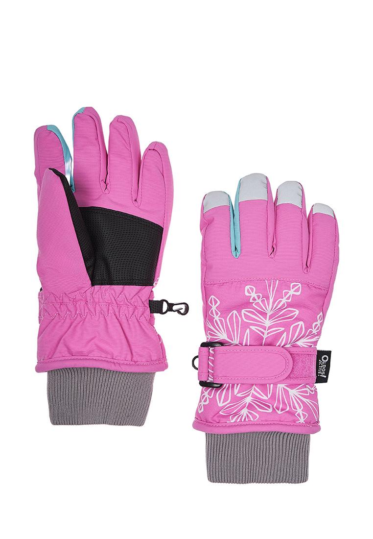 Купить Перчатки для девочки Хати , OLDOS ACTIVE, 11-12, 4-6, 7-8, 9-10, 13-16