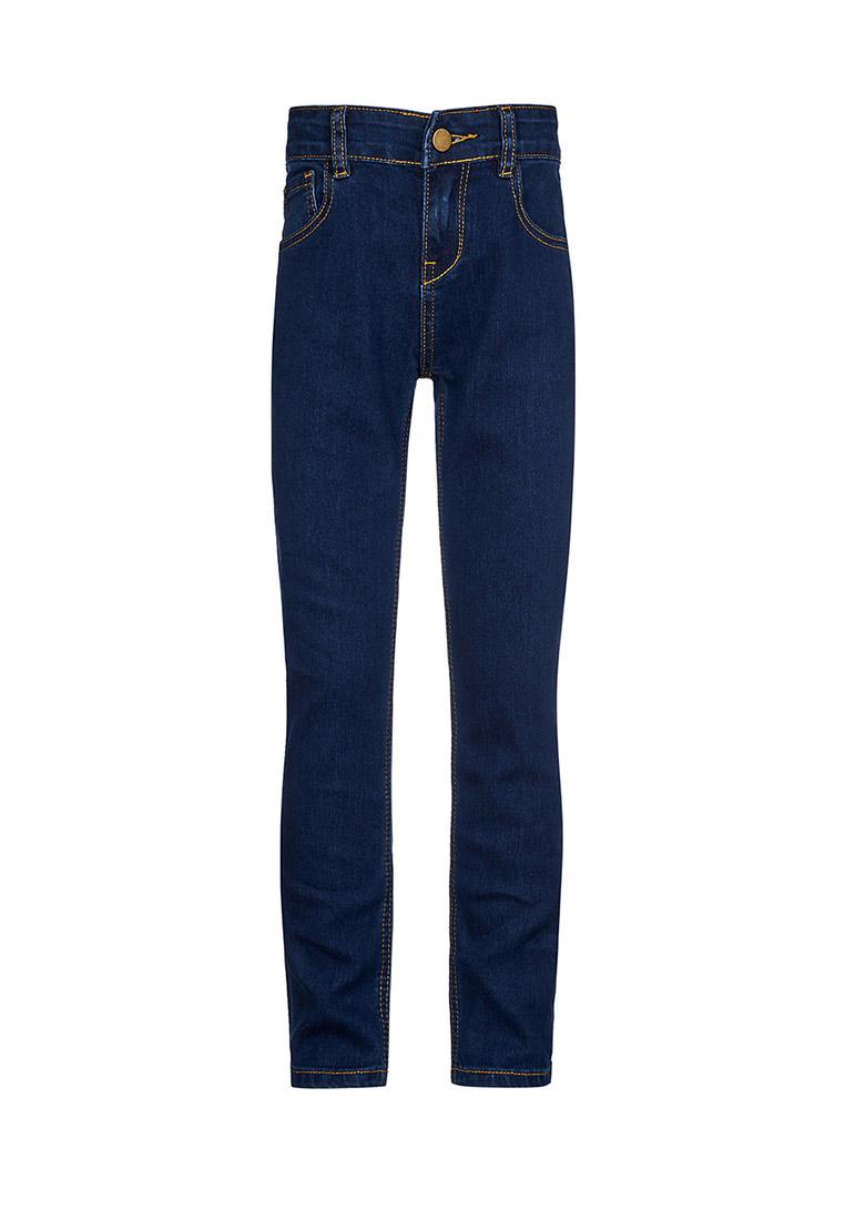 Купить Брюки из джинсовой ткани (Джинсы прямые) для мальчика Дерек , OLDOS, Т.СИНИЙ, 98, 104, 110, 116, 122, 128, 134, 140, 146, 152