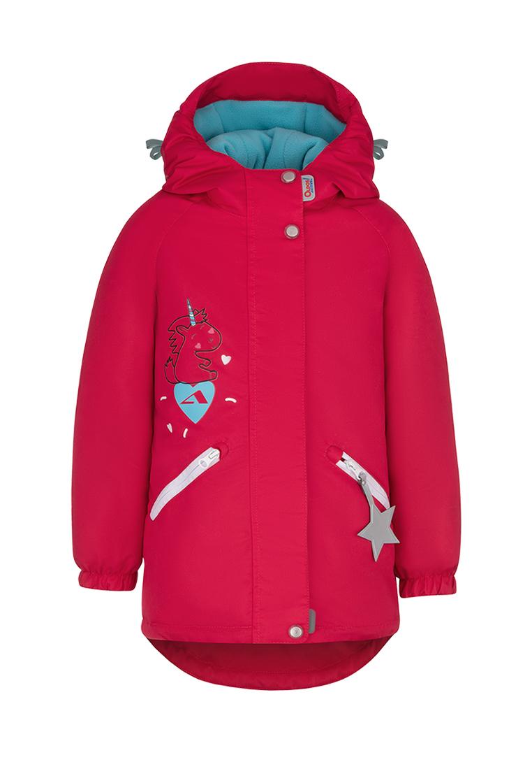 Купить Куртка утепленная для девочки Милана , OLDOS ACTIVE, 122, 86, 98