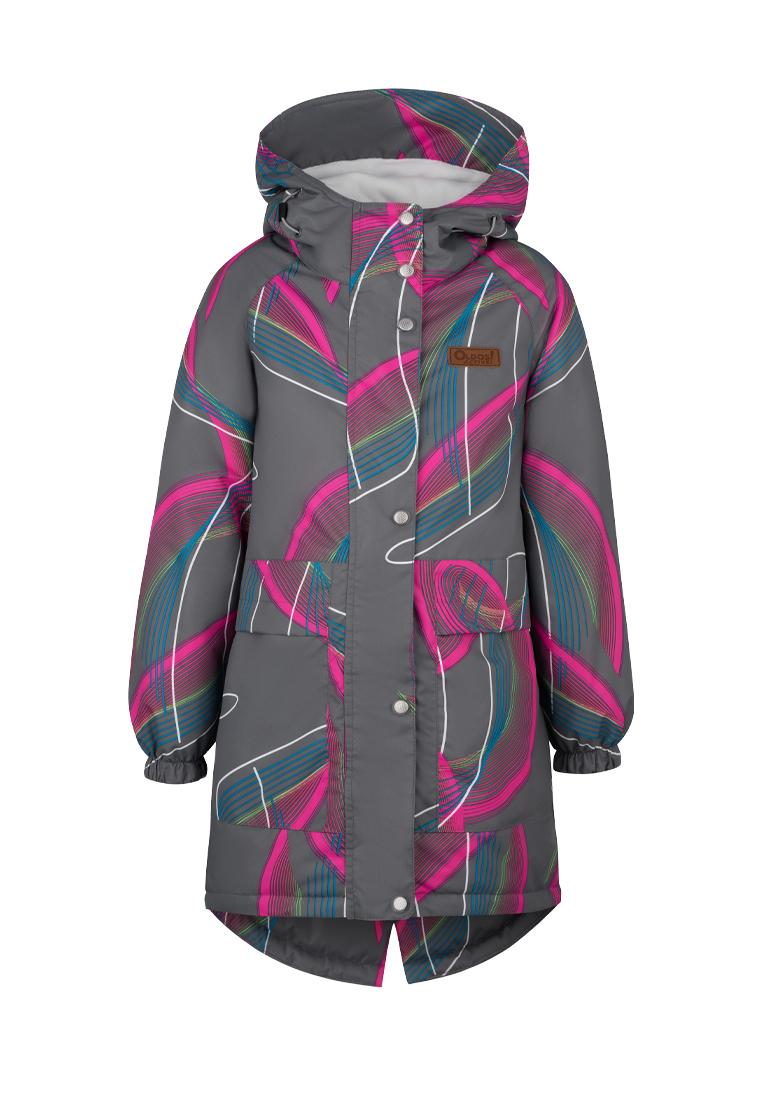 Купить Куртка утепленная для девочки Ирида , OLDOS ACTIVE, 104, 110, 116, 122, 128, 134, 140, 146, 98