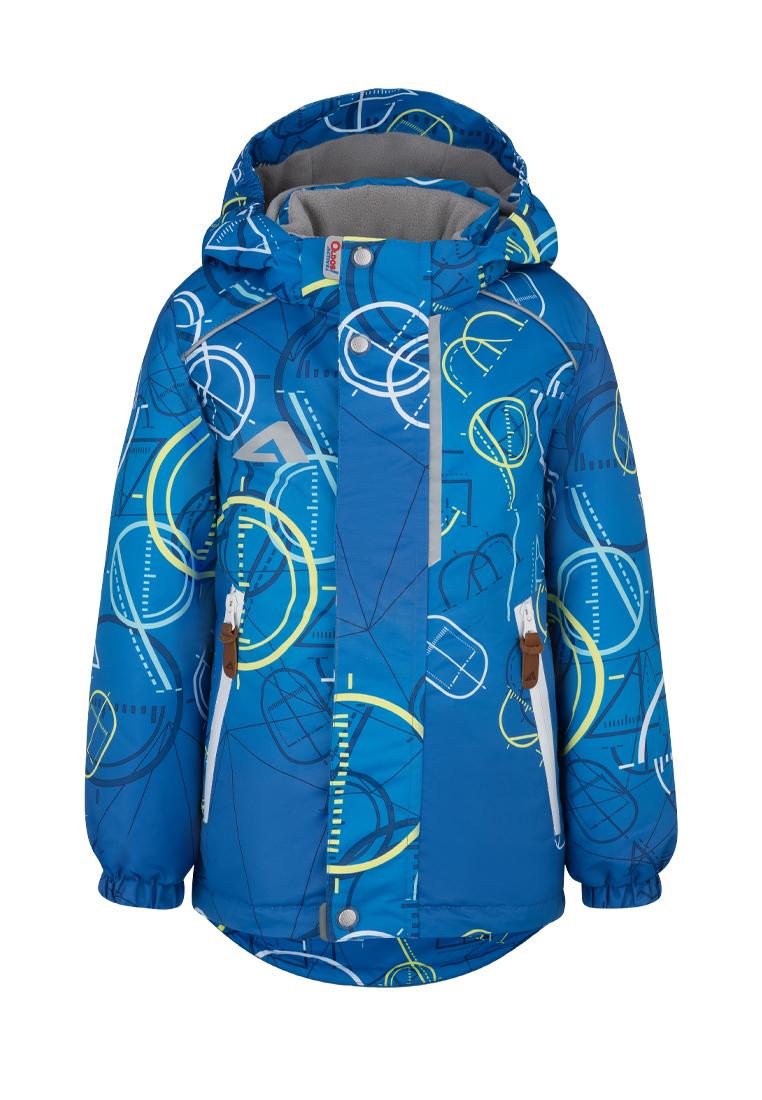 Купить Куртка утепленная для мальчика Арне , OLDOS ACTIVE, 104, 110, 116, 122, 86, 92, 98