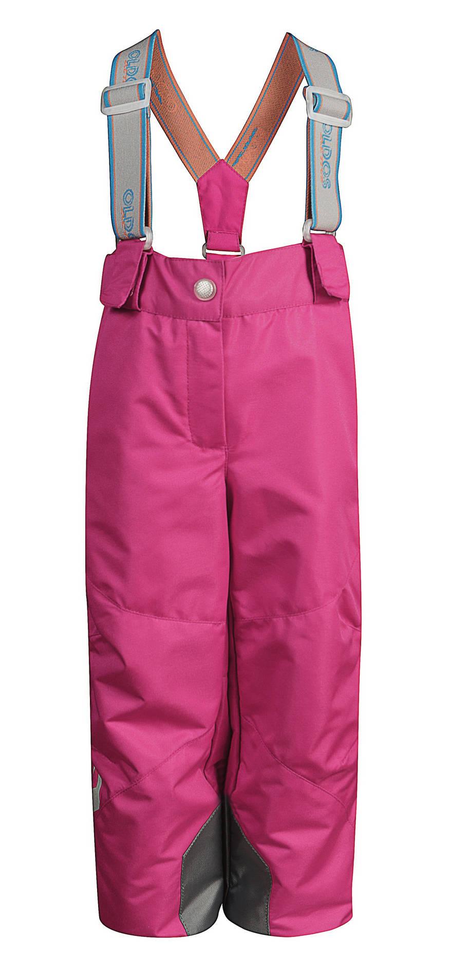 Брюки демисезонные для девочки Донна OLDOS ACTIVEДетские брюки<br>В удобных брюках из плотной мембранной ткани с водо- грязеотталкивающим покрытием Донна из коллекции OLDOS ACTIVE Ваша непоседа сможет пускать кораблики по лужам, не боясь промокнуть или испачкаться.<br><br>Размер: 86, 92, 98, 104, 110, 116, 122, 128, 134, 140<br>Цвет: МАЛИНОВЫЙ