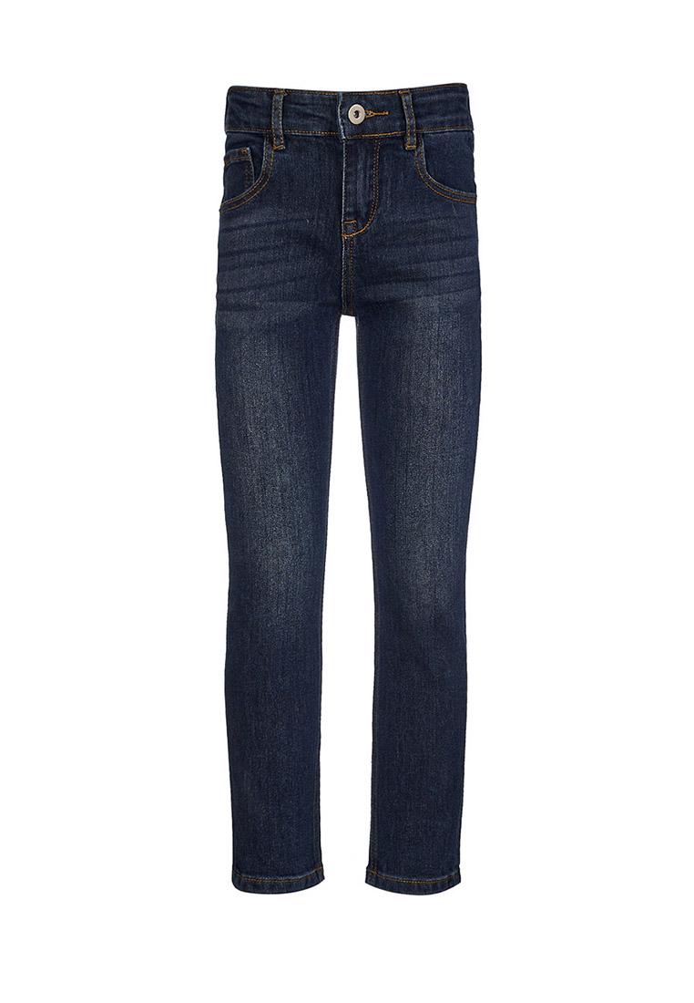 Купить Брюки из джинсовой ткани (Джинсы прямые) для мальчика Даниэль , OLDOS, Т.СИНИЙ, 98, 104, 110, 116, 122, 128, 134, 140, 146, 152